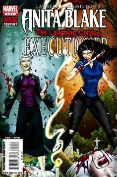 Anita Blake, Vampire Hunter: The Laughing Corpse - Executioner (Volume) - Comic Vine