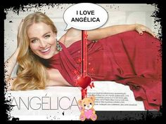 I love Angelica : I love Angelica