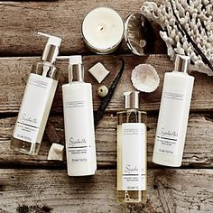 Seychelles Body Lotion  from The White Company