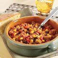 black bean corn and turkey chili