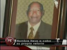 Hombre En San Juan De La Maguana Celebra Su Propio Velorio En Vida #Video