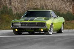 Afternoon Drive: American Muscle Cars (31 Photos) – Suburban Men