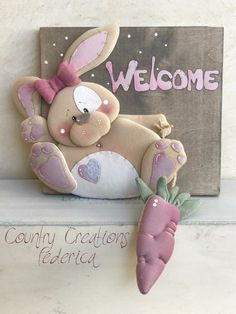 Ideas easter wood crafts country diy for 2019 Diy Crafts For Gifts, Crafts To Make And Sell, Felt Crafts, Easter Crafts, Wood Crafts, Diy Wood, Reclaimed Wood Wallpaper, Country Paintings, Christmas Wood
