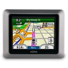 Garmin Zumo 220 Motorcycle GPS with European map, Bluetooth, touchscreen Waterproof - Europe maps ONLY on this unit! Motorcycle Gps, Motorcycle Equipment, Motorcycle Touring, Amazon Top, Bluetooth, European Map, Radar Detector, Gps Tracking, Tracking Devices
