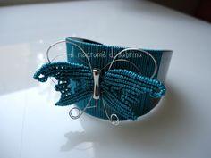 Butterfly Bangle
