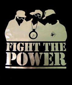 Public Enemy, hip hop art