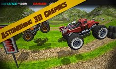 "We dare you to venture yourself in a totally hostile, rocky environment and to try and tame a ""beast"" on four wheels: a massive off-road truck! Do you accept the dare? Then get the 3D Truck Racing game app downloaded on your mobile device and... prove your skills in this extreme trucking!TOP FEATUES: Stunning 3D graphics  Realistically designed all-terrain truck for you to drive (as well as a cool 3D off-road truck for you to race against) Simple game controls: tap on the 4 onscr..."