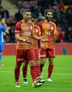 Lukas Podolski #Poldi #AHA #Aslan #Galatasaray #hattrick Lukas Podolski, Football Soccer, God, Sports, Dios, Hs Sports, Sport, Praise God, The Lord