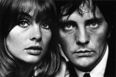 Jane Shrimpton et Terence Stamp par Terry O Neill http://www.vogue.fr/photo/le-portfolio-de/diaporama/les-photos-de-terry-o-neill/12862/image/747253#!jane-shrimpton-et-terence-stamp-par-terry-o-neill