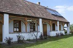 """Képtalálat a következőre: """"balaton felvidéki parasztházak"""" Design Case, Traditional House, Cabana, Hungary, Home Interior Design, My Dream Home, Provence, Tiny House, Gazebo"""