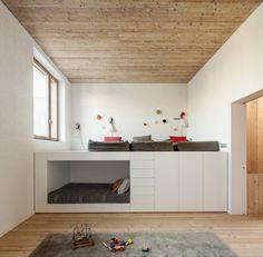 わずか6.5m の幅を利用した、驚きの広々住宅「House 1014」 – YADOKARI : スモールハウス・小屋・コンテナハウス・タイニーハウスから、これからの豊かさを考え実践するメディア