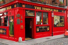 Dublin, Ireland... I love that bar