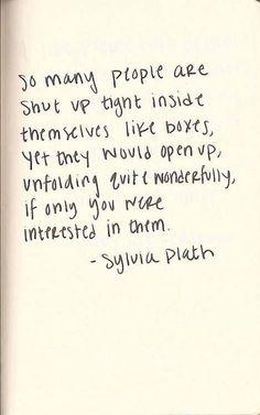 I like this Sylvia Path