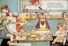 ❤️Baby's Christmas ~ Eloise Wilkin