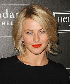 A chin-skimming bob is great for growing out a pixie cut or dipping your toes in the short-hair water.