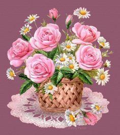 Penny Parker ✿⊹ Flowers