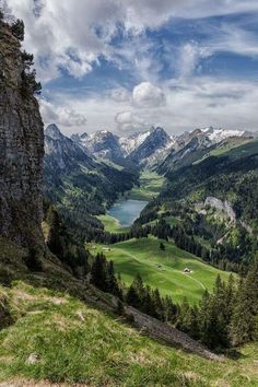 Alpstein. Eastern Switzerland