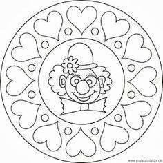 mikapanteleon-PawakomastoNhpiagwgeio: Αποκριά στο Νηπιαγωγείο 2017 (2) Clown Crafts, Carnival Crafts, Coloring Book Pages, Coloring Sheets, Adult Coloring, Mandala Kids, Clown Cirque, Clown Party, Clown Faces