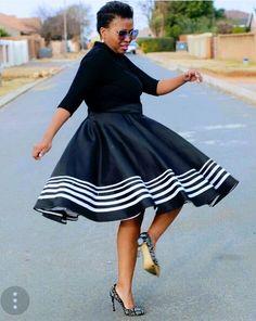 Modern Xhosa Woman