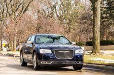 Draw eyes wherever you go.  #Chrysler #Chrysler300 #300 #drive #ride #cars #car #driving #weekenddrive #springdrive #cargram #instacar #auto #autogram
