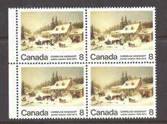 Stamps for Collectors for sale by Auction and Retail Blacksmith Shop, Blacksmithing, Postage Stamps, Ephemera, North America, Auction, Canada, Colours, Prints