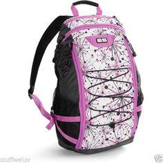 New Eastsport Extreme Purple/Black School Book Bag Backpack #Eastsport #Backpack