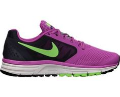 NIKE Zoom Vomero 8 Ladies Running Shoes PinkBlack US85 ** Click image to review more details.
