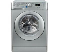 INDESIT XWA 81482X S UK Washing Machine - Silver