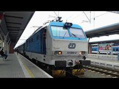 Nejlepší lokomotivy v ČR. 150 151. - YouTube Youtube, Train, The Originals, World, Zug, Strollers, Peace, The World