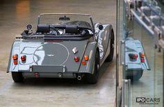 Image result for morgan roadster grey