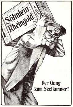 Original-Werbung/ Anzeige 1907 - 1/1 SEITE - SÖHNLEIN RHEINGOLD SEKT | eBay