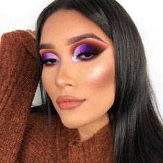 Awesome Gorgeous makeup tips are offered on our site. Read more and you wont be sorry you did. Glam Makeup, Dramatic Eye Makeup, Beautiful Eye Makeup, Cute Makeup, Simple Makeup, Makeup Inspo, Natural Makeup, Makeup Inspiration, Hair Makeup
