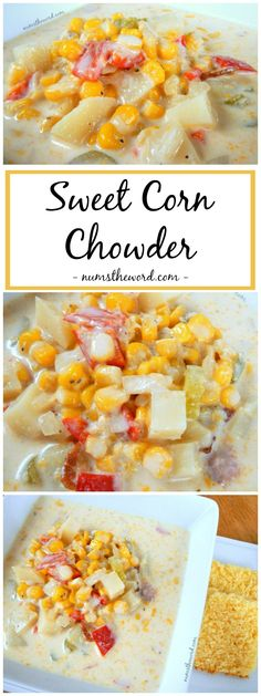 If you love corn then try this 30 minute Sweet Corn Chowder. Easy, simple and oh so good. A family favorite for years and one your family will love too!