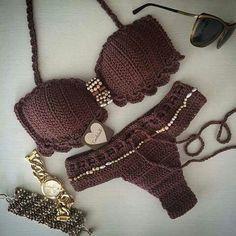 crochet bikini                                                                                                                                                                                 Más