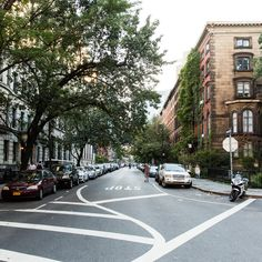 Allow us to remind you why you actually like living here. NYC's most beautiful streets.