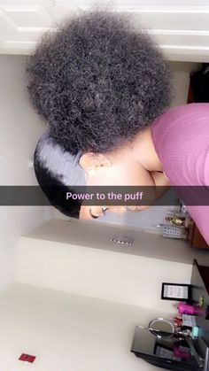 HaIrStYlEs Home Inspiration home bar inspiration Cute Natural Hairstyles, Natural Hair Tips, Black Girls Hairstyles, Natural Hair Styles, Natural Baby, Edges Hair, Baddie Hairstyles, Female Hairstyles, African Hairstyles