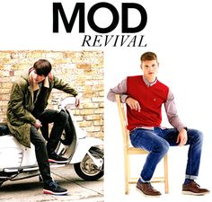 Mod Revival (from Office Magazine)