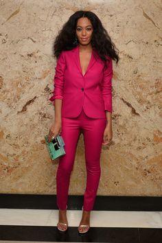 Solange Knowles Looks Amazing
