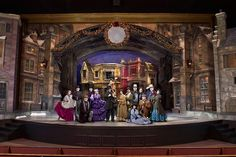 Silver Dollar City features two Christmas shows in 2013, A Christmas Carol and It's a Wonderful Life.