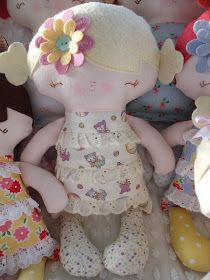 Dandelion Wishes: Rag Dolls