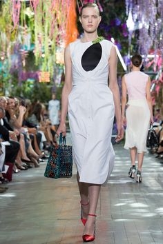 SPRING 2014 READY-TO-WEAR Christian Dior