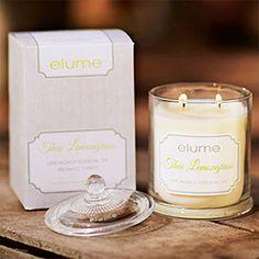 Elume Favourites Thai Lemongrass Jar Candle | Idea for Guest Gifts