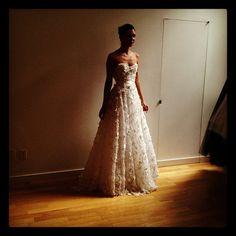 #Charlize Bridal Spring 2013 #love #wedding #bridal #bride #NY #bridalmarket - @francescaonline- #webstagram