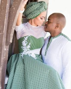 Shweshwe Traditional Wedding Dresses For South African 2019 - Pretty 4 - Shweshwe Traditional Wedding Dresses For South African 2019 – Pretty 4 - African Print Dresses, African Print Fashion, African Fashion Dresses, African Dress, African Prints, African Traditional Wedding Dress, Traditional Wedding Attire, Traditional Outfits, Traditional Weddings
