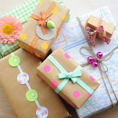 Gift Wrapping #giftwrapping