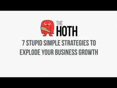 Business Growth Hacking Strategies & Tactic