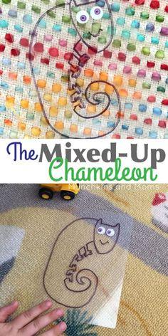 Mixed-Up Chameleon H