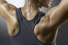 How to Decrease the Size of My Trapezius