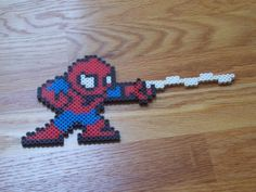 Spiderman Megaman Style by ~simplyputmyself on deviantART