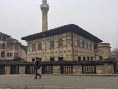 The Painted Mosque - Tetove, Macedonia